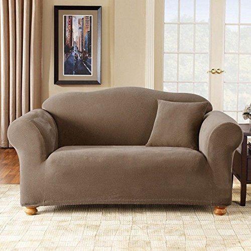 Blue sofa Cover