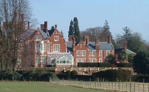 Bagshot Park Is A Royal Residence Located Near Bagshot A Village 11
