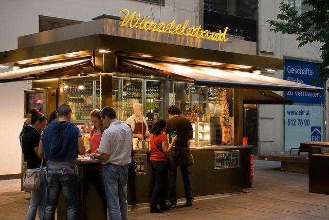 Würstelstand, Vienna