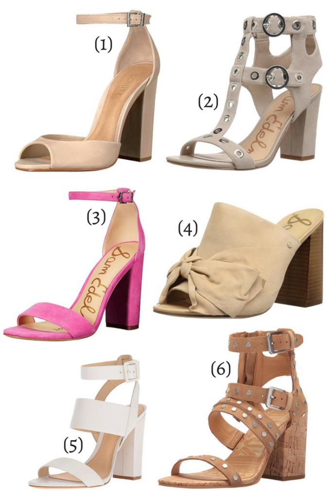 Heels, Block heels sandal, Sandals