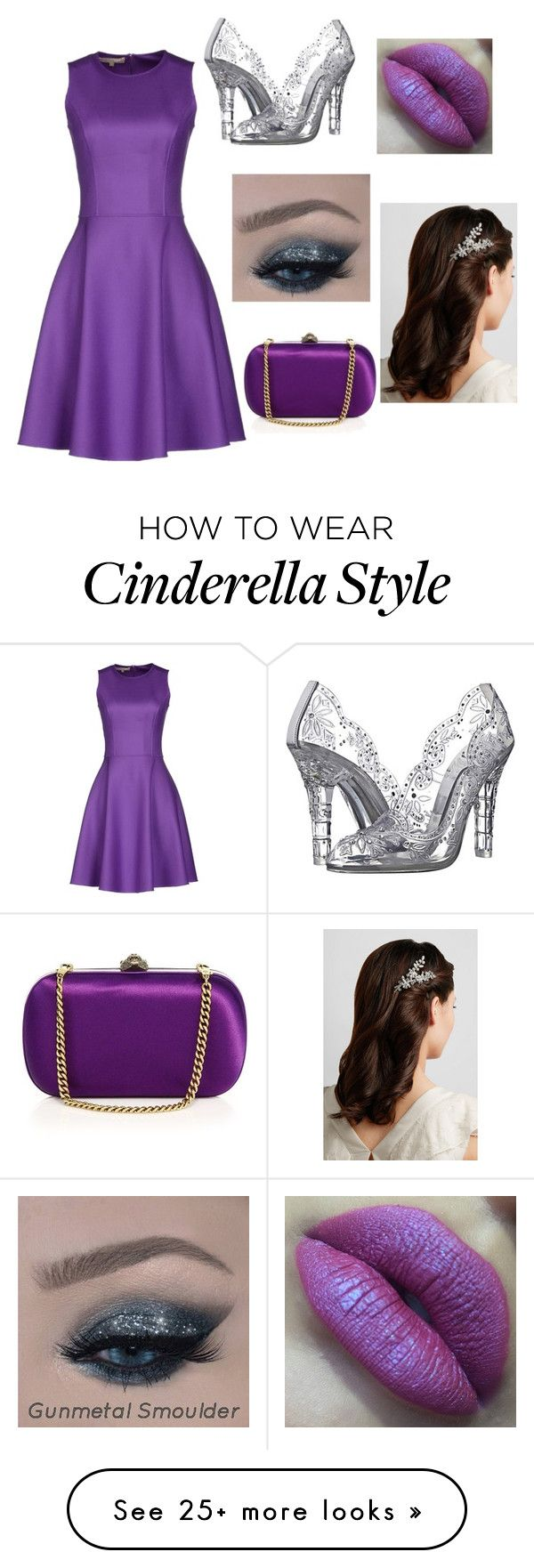 """Royalty"" by alliepug on Polyvore featuring Dolce&Gabbana, Michael Kors, Gucci and Jennifer Behr"