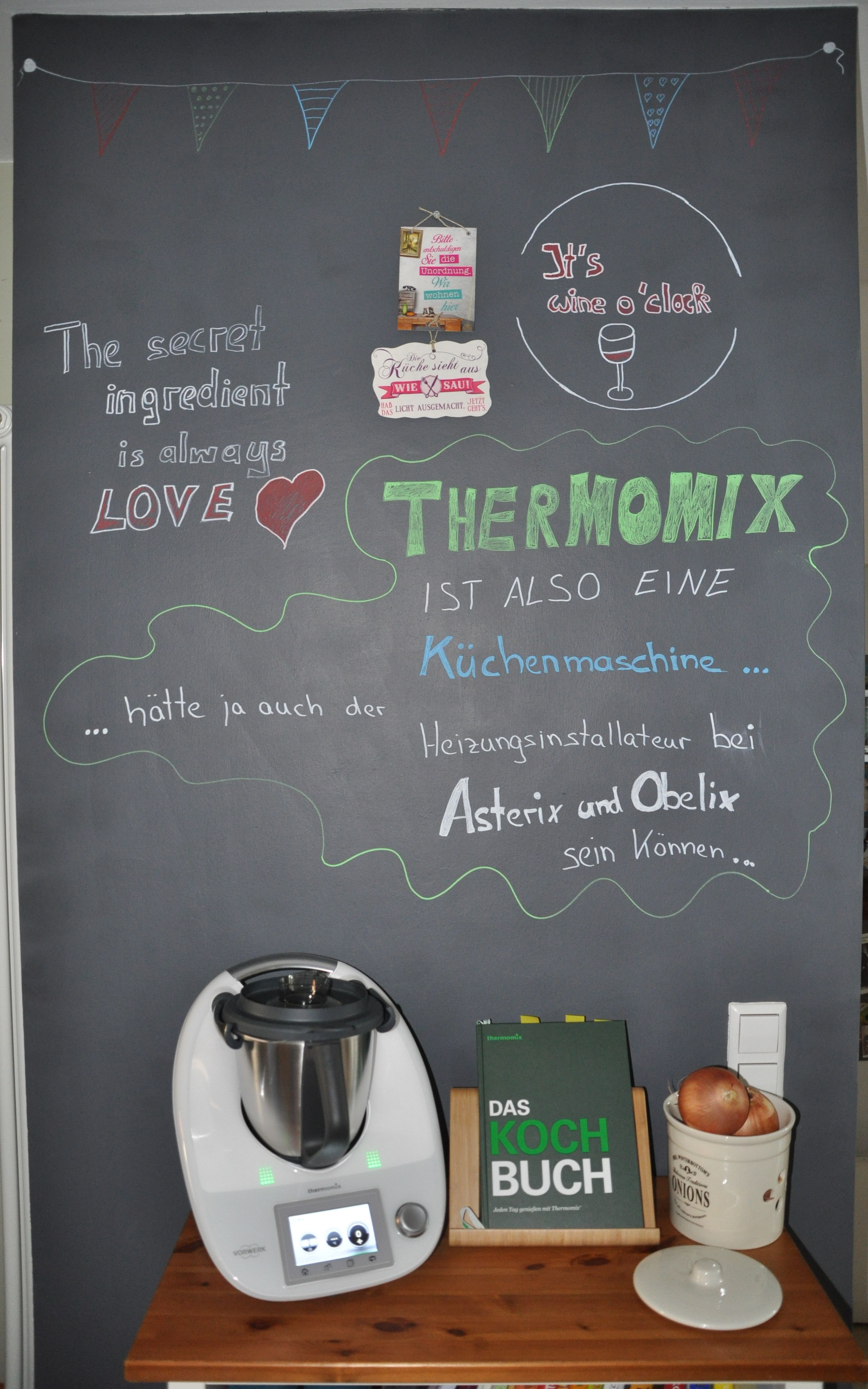 Dunstabzug Thermomix Mein
