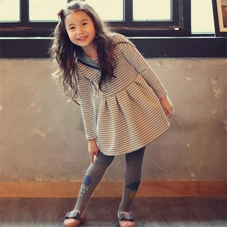 Find More Dresses Information about Everweekend 2016 New Kids Girls Stripes Navy Style Casual Dress Long Sleeve Patchwork Western Dress Gray Color 5pcs/lot,High Quality dress types,China dress formal dress Suppliers, Cheap dress carrier from Everweekend Clothing Co.,Ltd on Aliexpress.com