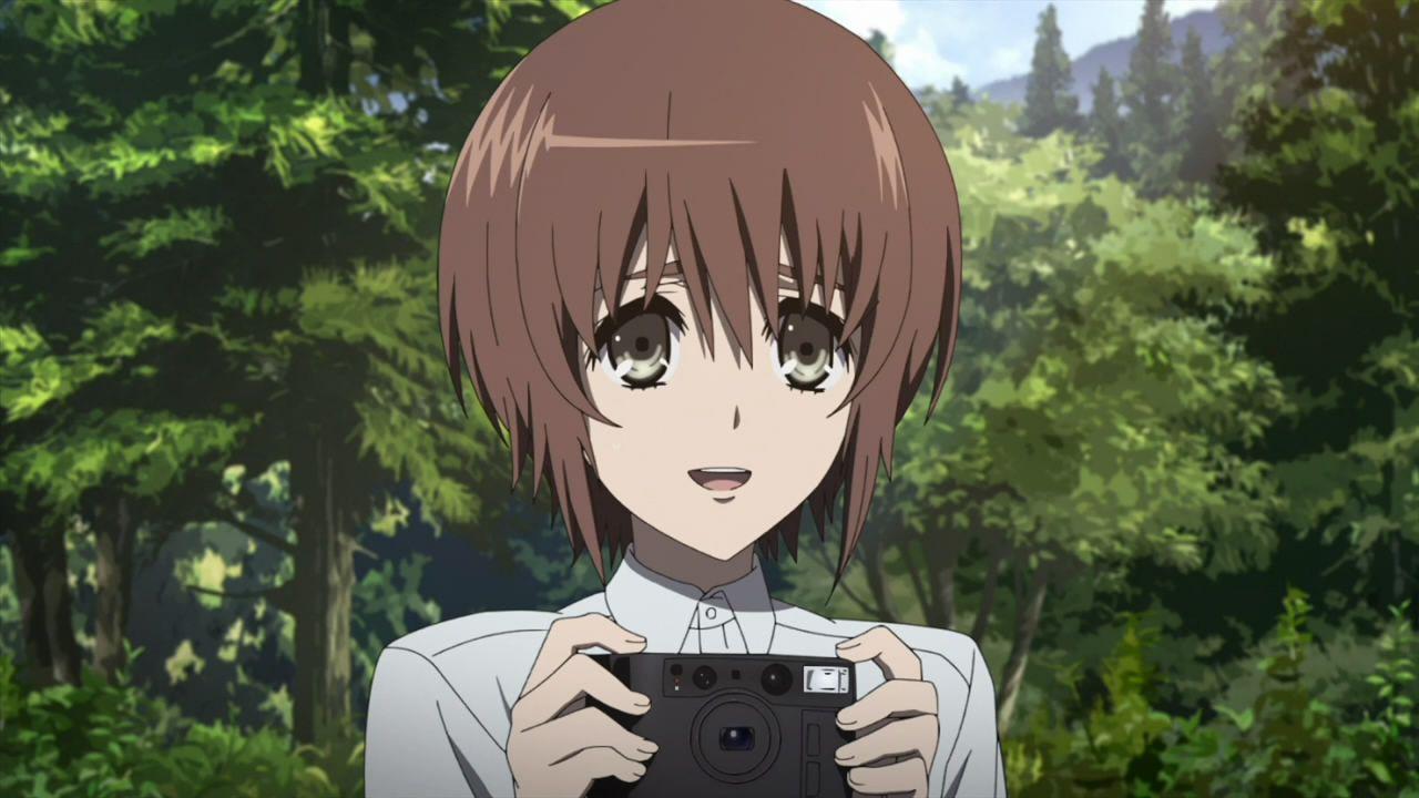 Mochizuki Yuuya (望月 裕也) — Another Anime crossover, Anime