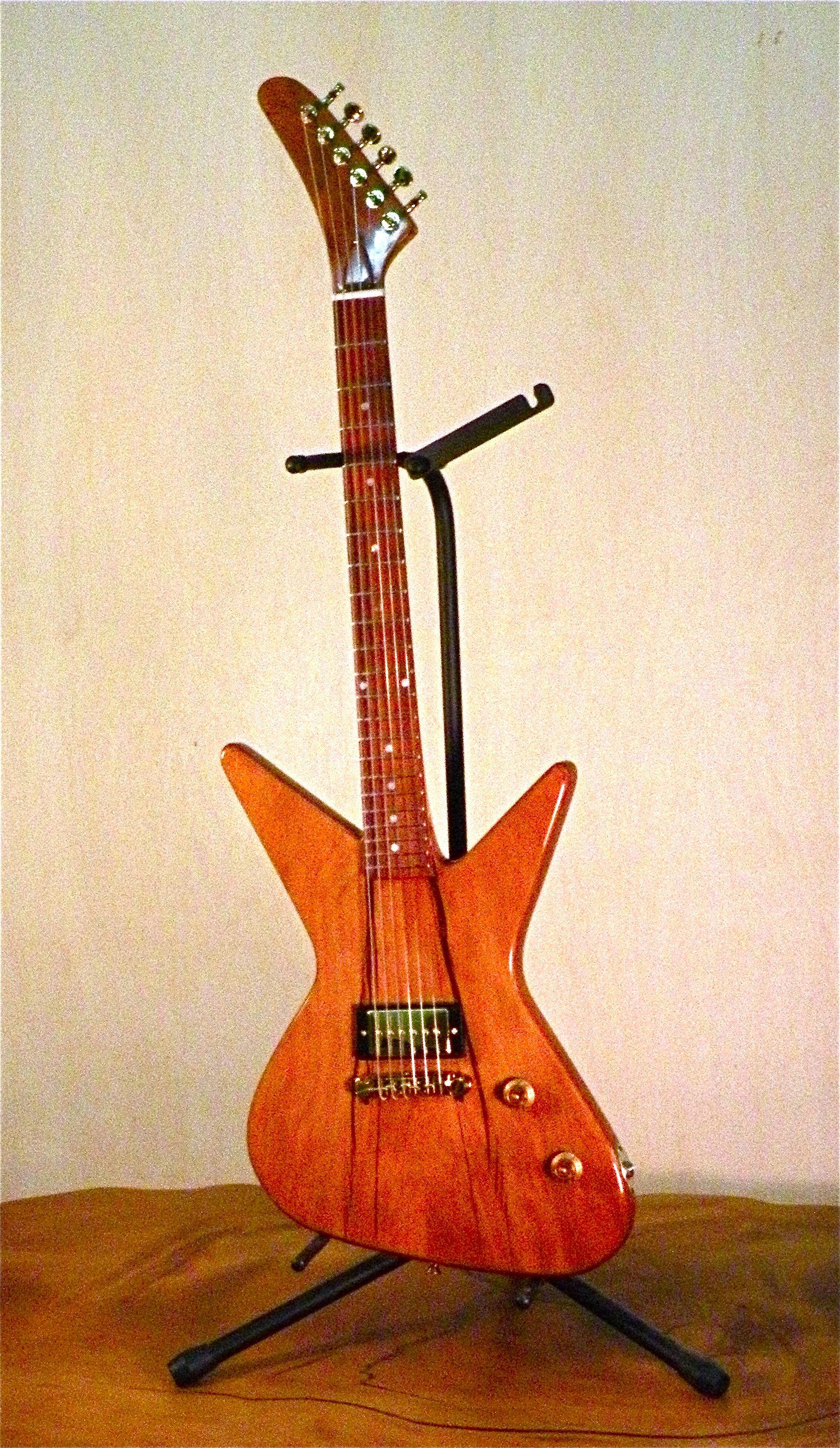 Guitar Made Of Ancient Kauri Wood 50 000 Yr Old Wood Guitar Old Wood Ancient