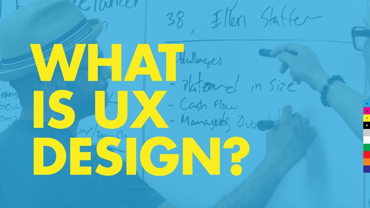 What is UX Design? Defining User Experience Design & Explaining the Process - YouTube #userexperience