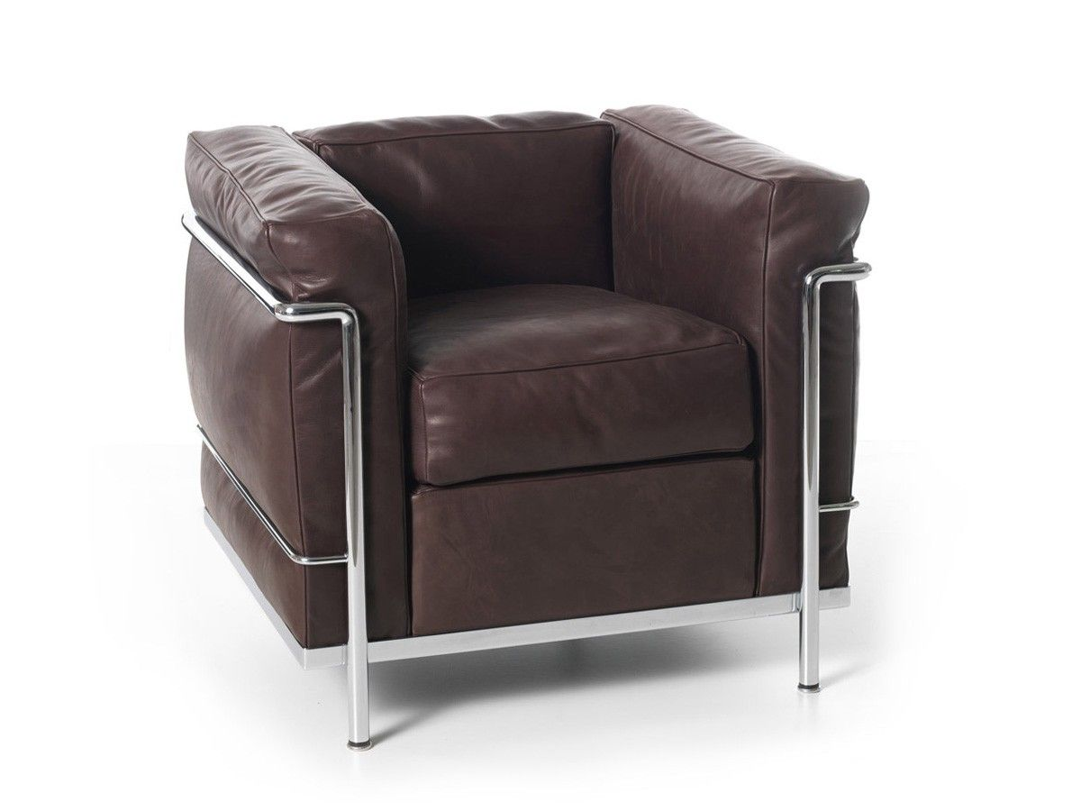 Lc2 Armchair Corbusier Furniture Bauhaus Furniture Furniture