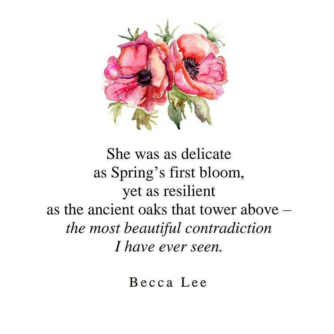 Image result for becca lee quote pics