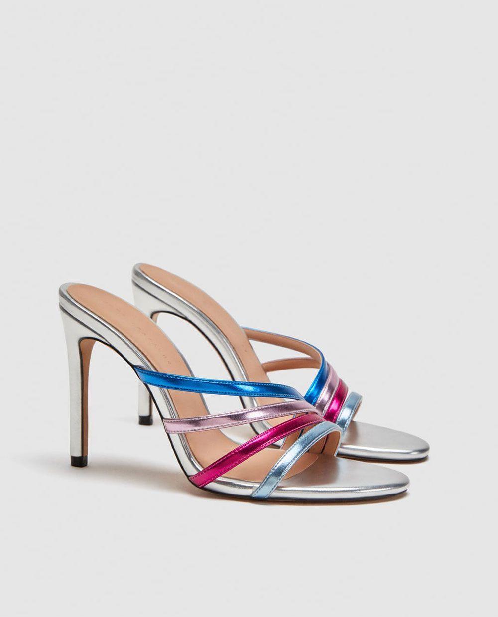 selezione migliore 006bf 7a817 I sandali di Zara che sembrano Gucci ci portano verso l ...