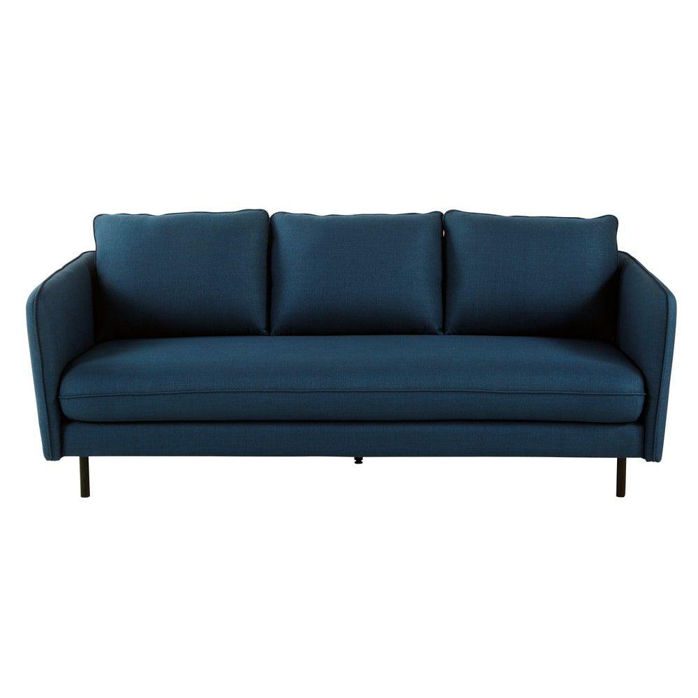 3 Sitzer Sofa Blau Kaito Jetzt Bestellen Unter Https Moebel Ladendirekt De Wohnzimmer Sofas 2 Und 3 Sitzer Sofa Wohnzimmer Sofa Billige Couch 3 Sitzer Sofa