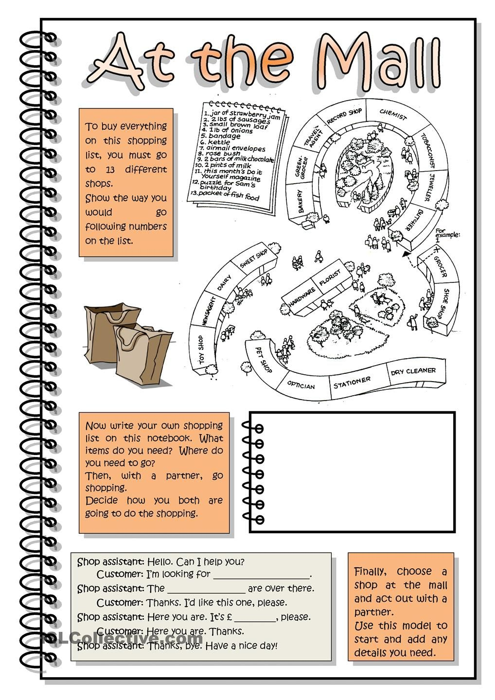 worksheet How Chocolate Is Made Worksheet at the mall english pinterest and class worksheet free esl printable worksheets made by teachers