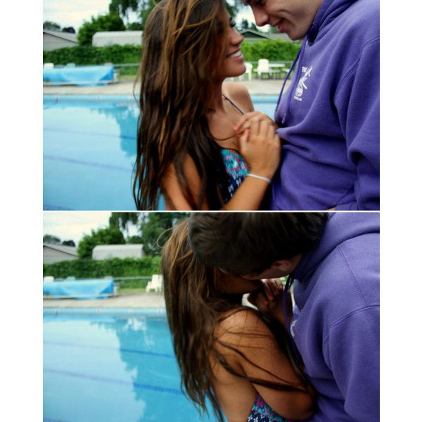 cute couple | Tumblr liked on Polyvore (With images ...