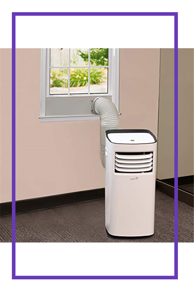 Ivation 12,000 BTU Portable Air Conditioner – Compact
