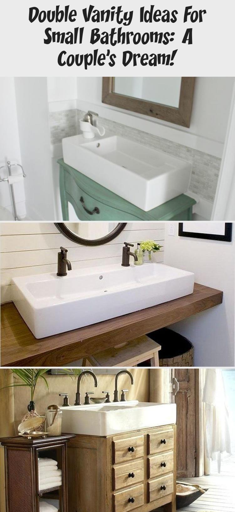 Doppelwaschtisch Ideen Fur Kleine Badezimmer Der Traum Eines