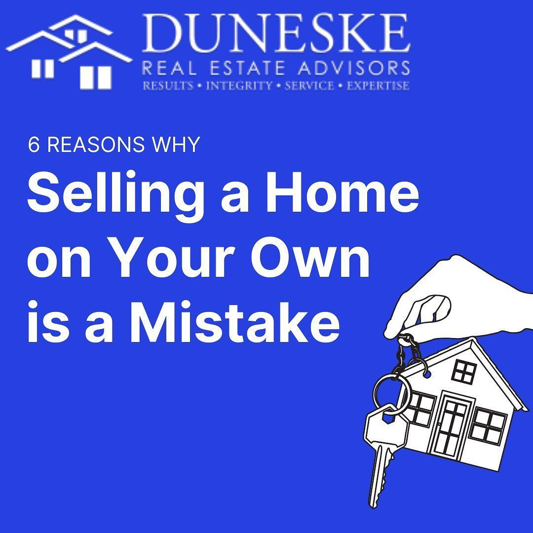 Selling your 🏠 isn't something you want to #DIY . Having a true professional in your corner makes the process easier, safer, and more rewarding. . Click the link in our profile page or DM us so we can get you on the right track to a successful sale this summer. . #sellyourhouse #realestate #homeownership #realestategoals #realestatetips #realestatelife #realestateagent #realestateexpert #realestateagency #realestateadvice #realestatemarket #realestateexperts #realestatetipsandadvice #keepingcur