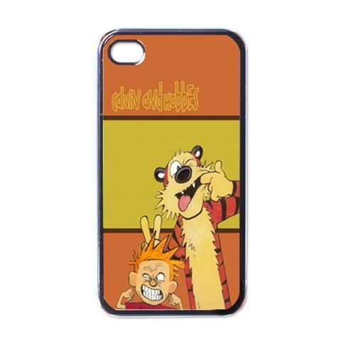 Calvin and Hobbes Comic Strip 2 iphone case