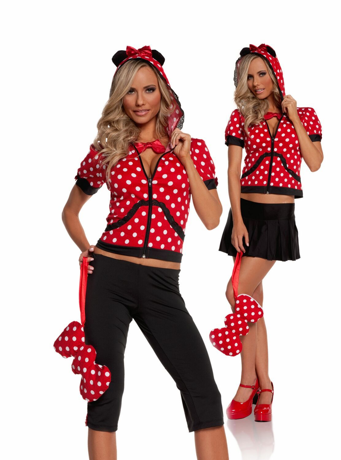 Miss Mouse inspiration Minnie mouse costume, Mouse