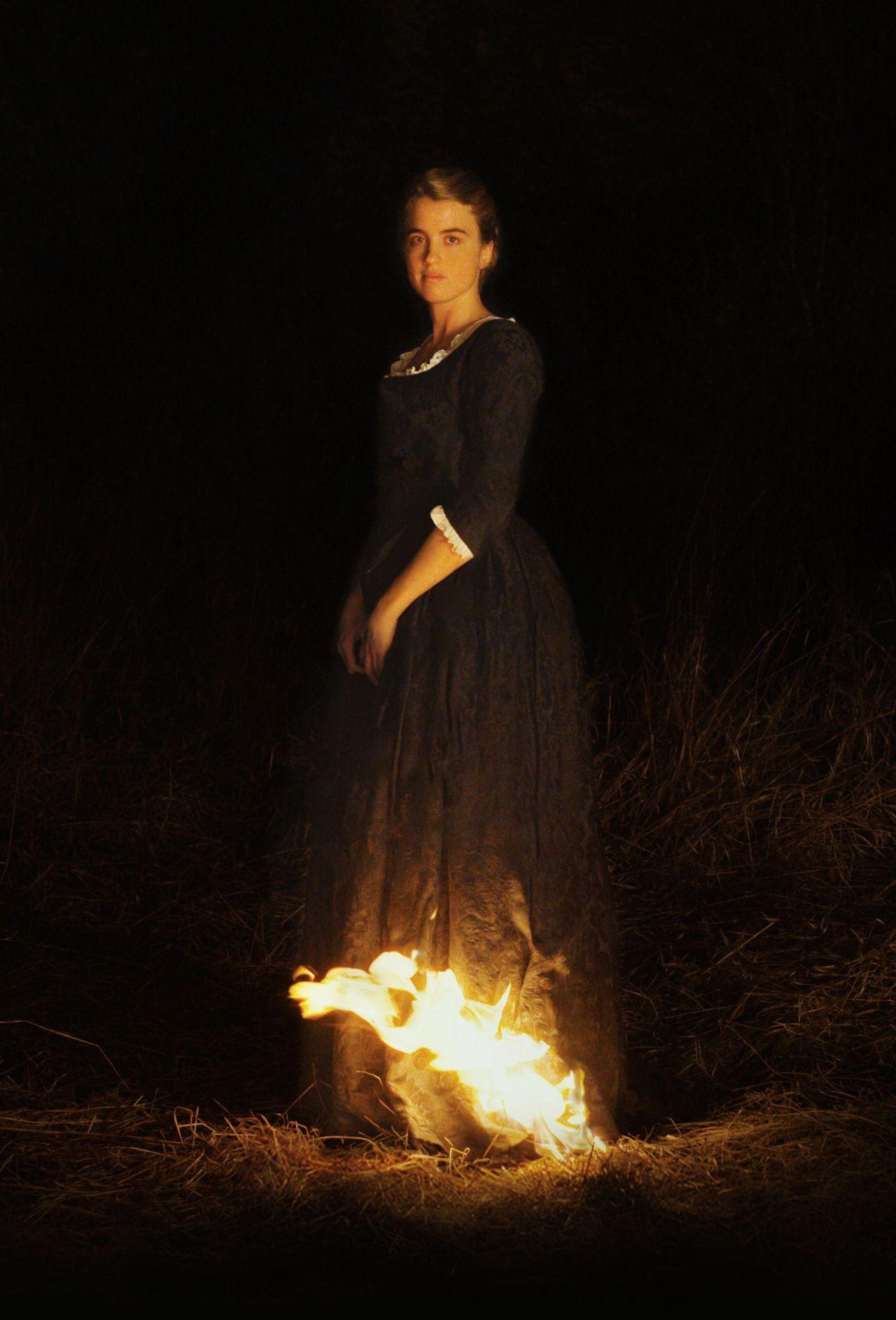Portrait Of A Lady On Fire 2019 2000x2945 Portrait Fire Photography Lady