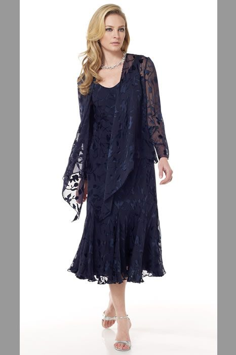 Plus Size Mother of the Groom Dresses (6X / 22 or Higher) Mother of ...