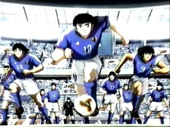 If you grew up in the 90's wishing to be a soccer star someday, then this was your favorite cartoon!