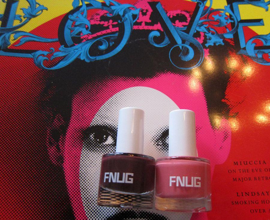 Blogger lookdepernille is blogging about FNUG Influencer