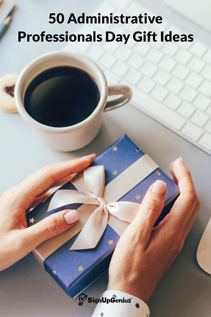 50 gift ideas for administrative professionals day