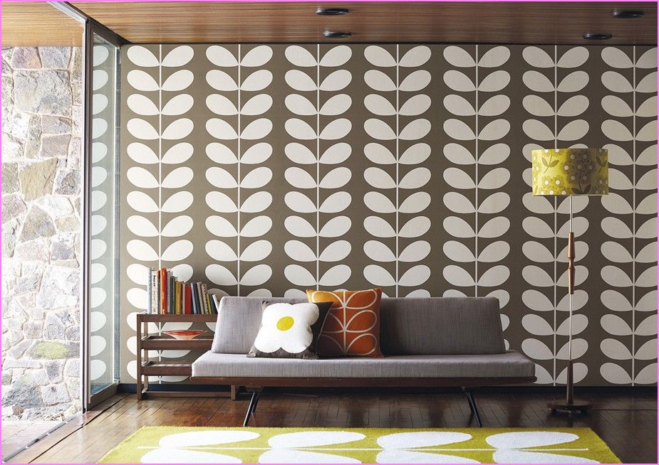 Mid Century Modern Wallpaper Contemporary Retro Vibe