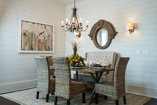50 einrichtungsideen f r kleine esszimmer esszimmer. Black Bedroom Furniture Sets. Home Design Ideas