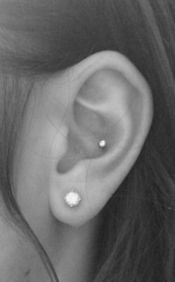 Inner Conch Want Would Go Nicely With My Tragus Stylie