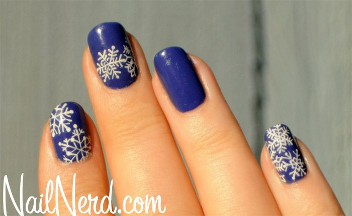 Snow Nails Design Best Nail Designs 2018