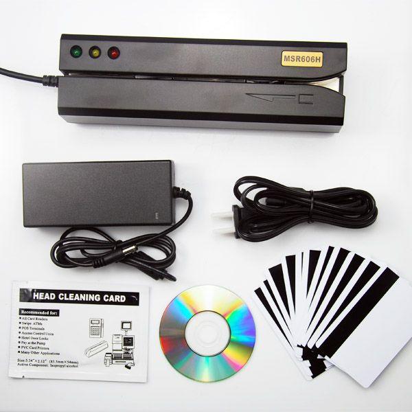 Pin On Magnetic Strip Card Encoder
