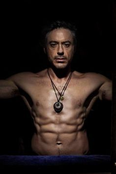 Jr Robert naked downey