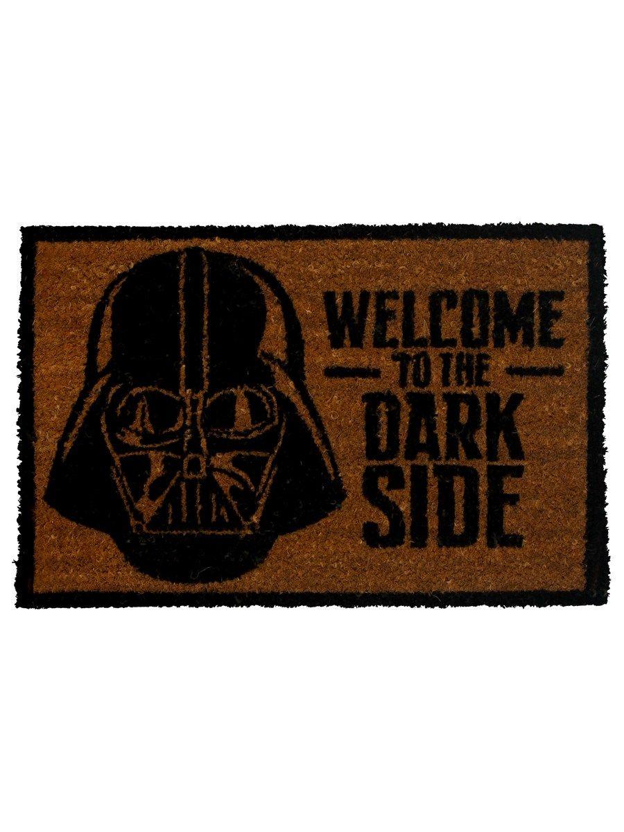 fc9f37252405 Star Wars Welcome To The Dark Side Doormat in 2019 | Star Wars Home ...