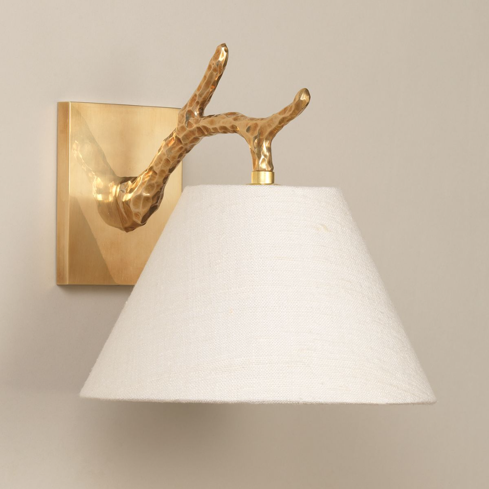 Twig Down Wall Light - Vaughan Designs