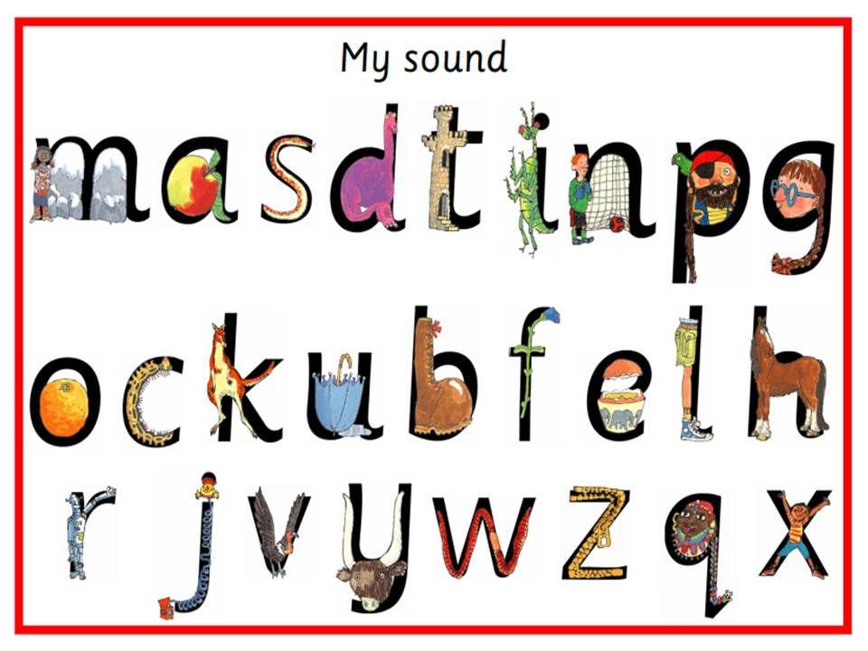 Image result for RWI phonics set 1 sounds