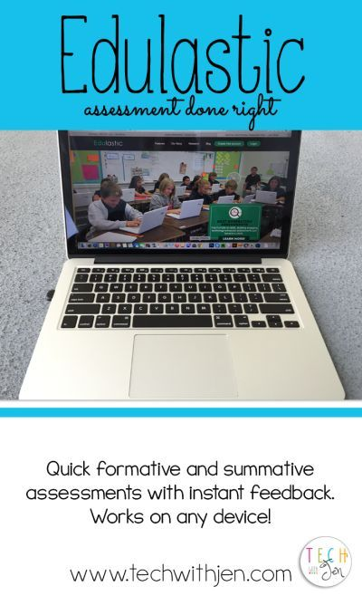 Love this online formative interactive assessment tool called