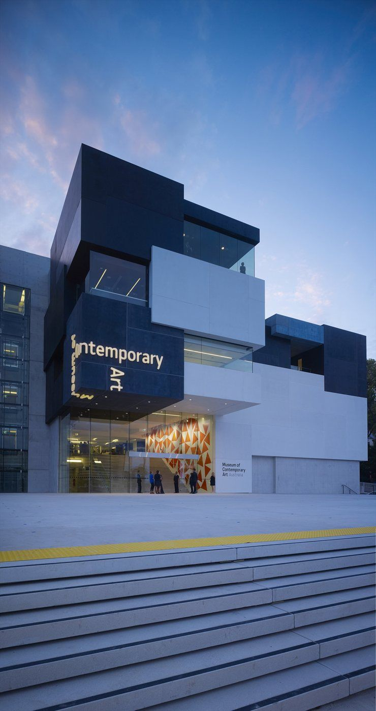 Museum Of Contemporary Art Mca The Rocks Sydney Nsw