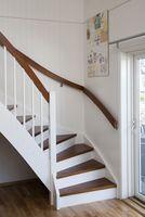 Få inspiration til valget af din nye klassiske trappe