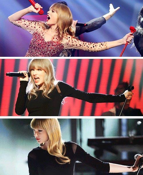 Como não admirar a beleza da Taylor?além de linda canta muito bem,sou fã dela,minha princesa,nossa princesa.
