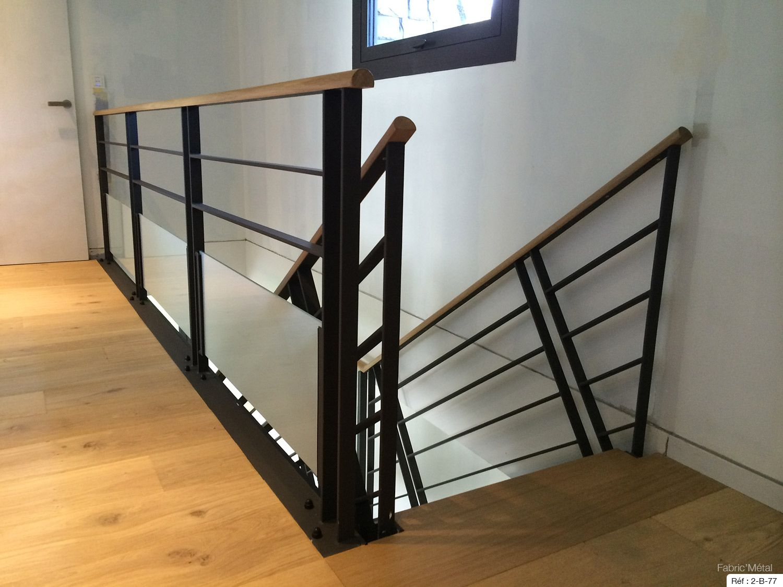 R sultat de recherche d 39 images pour balustrade bois - Escaliers lapeyre metal ...