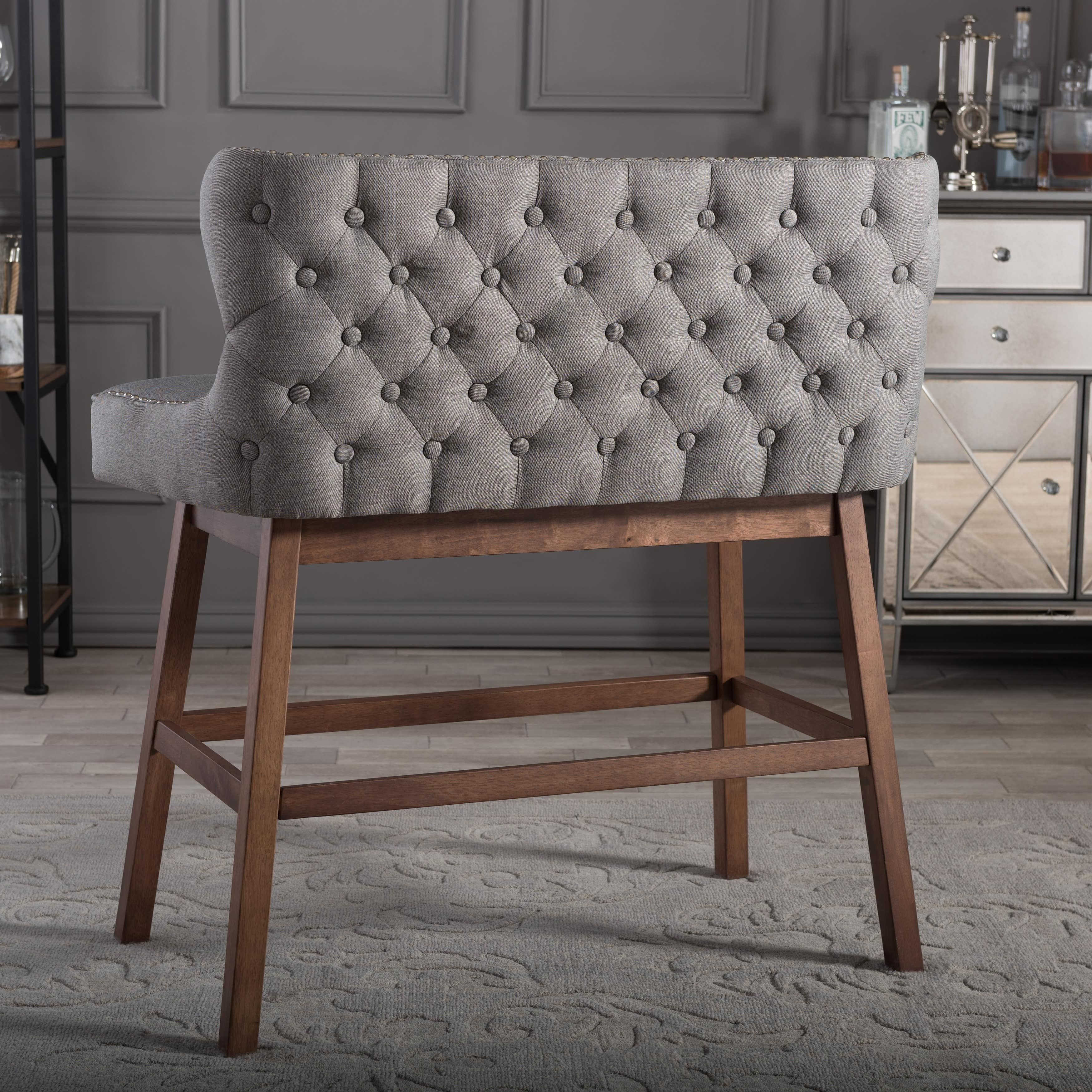 Our best dining room bar stool by baxton studio