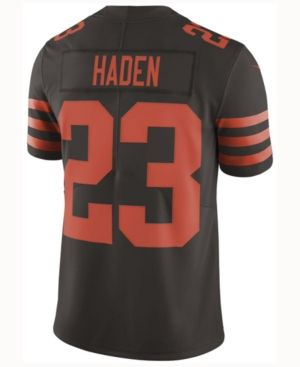 new product 845d2 aba2a Nike Men's Joe Haden Cleveland Browns Limited Color Rush ...