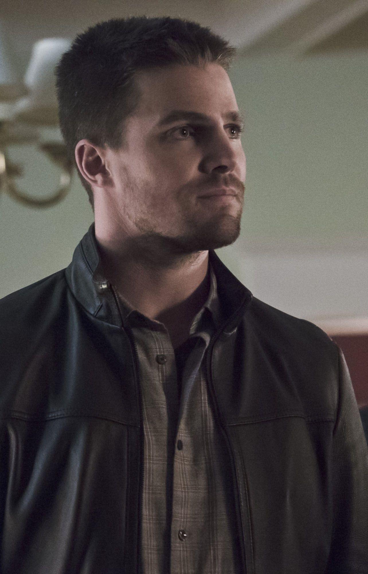 Arrow 4x08 - Oliver Queen