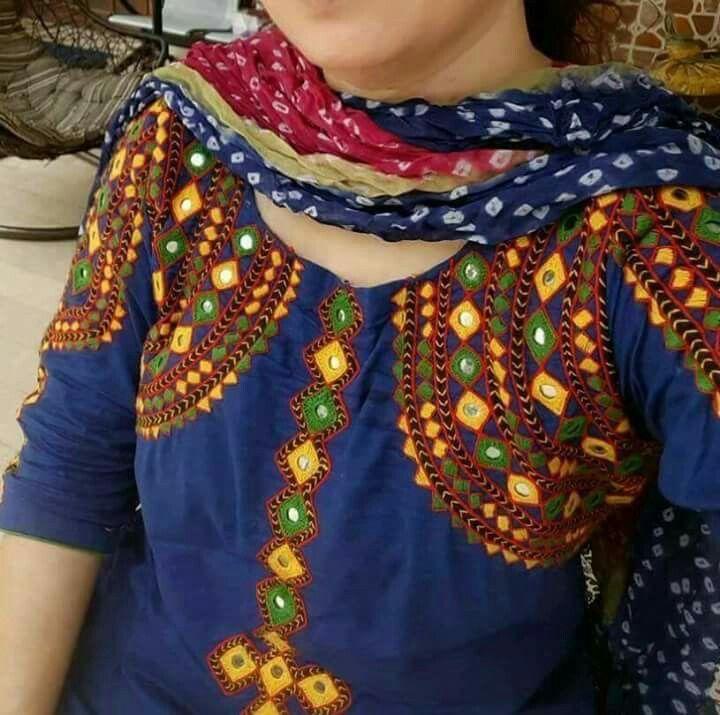 Embroidery   Kids designer dresses, Kids fashion dress ...