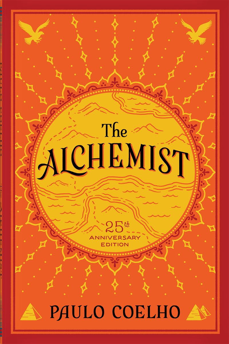 the alchemist cover design by jim tierney art direction by the alchemist cover design by jim tierney art direction by michele wetherbee and laura beers
