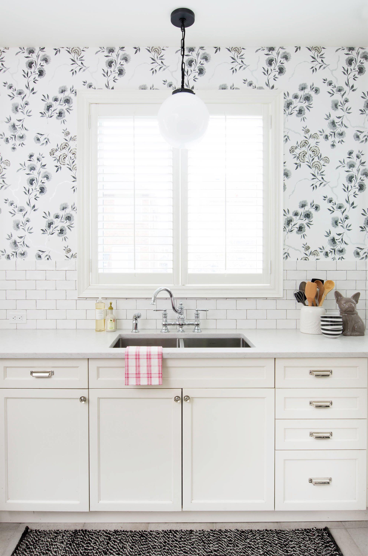 Kitchen   Kitchen wallpaper, Kitchen room, Home