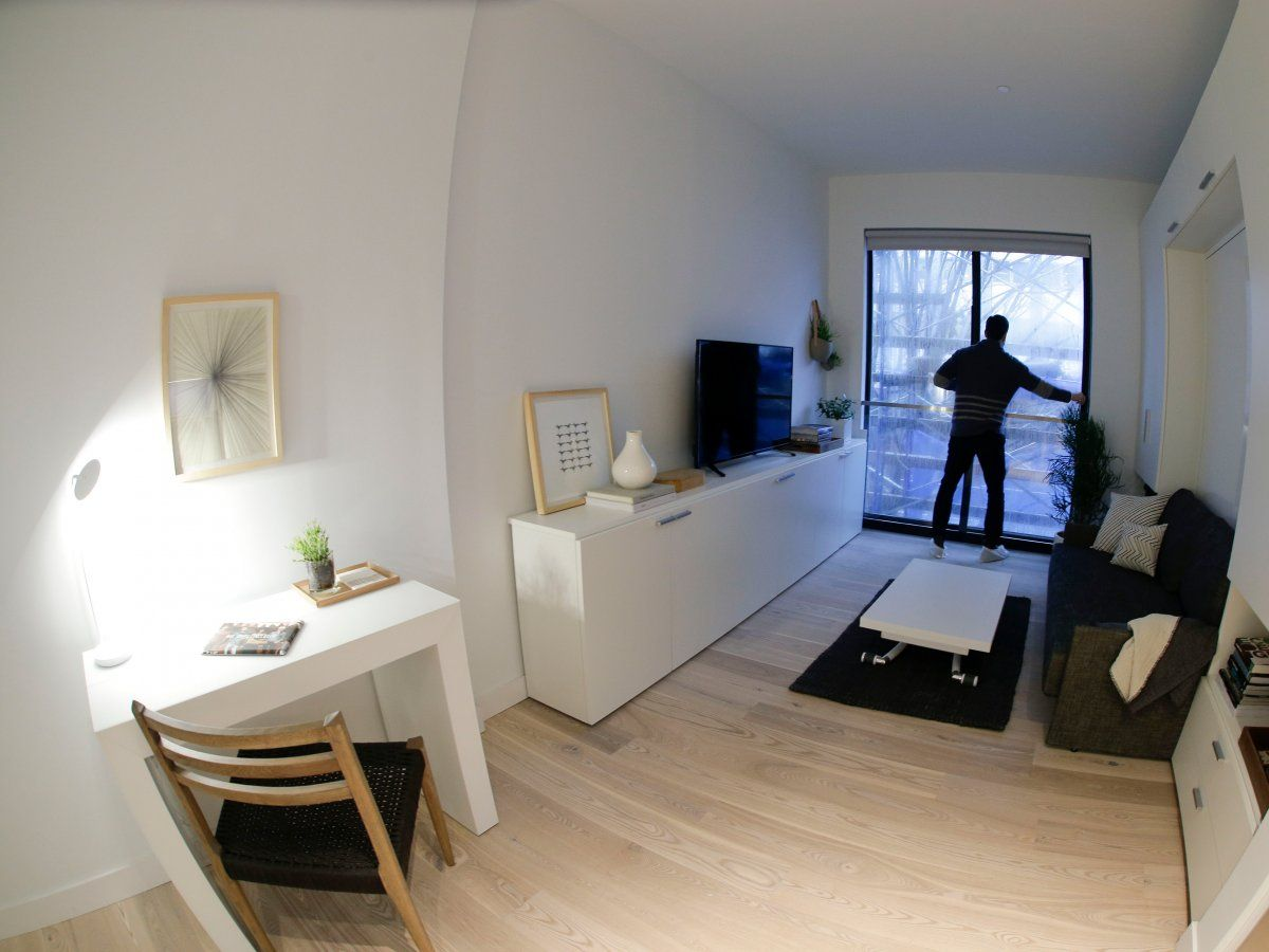 28 crazy pictures of microapartments around the world