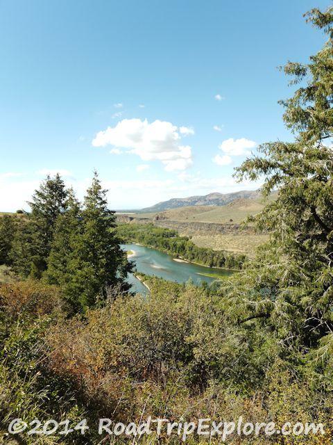 The Snake River Idaho—Road Trippin' down the Snake in Eastern Idaho.  #idaho   visitidaho.org