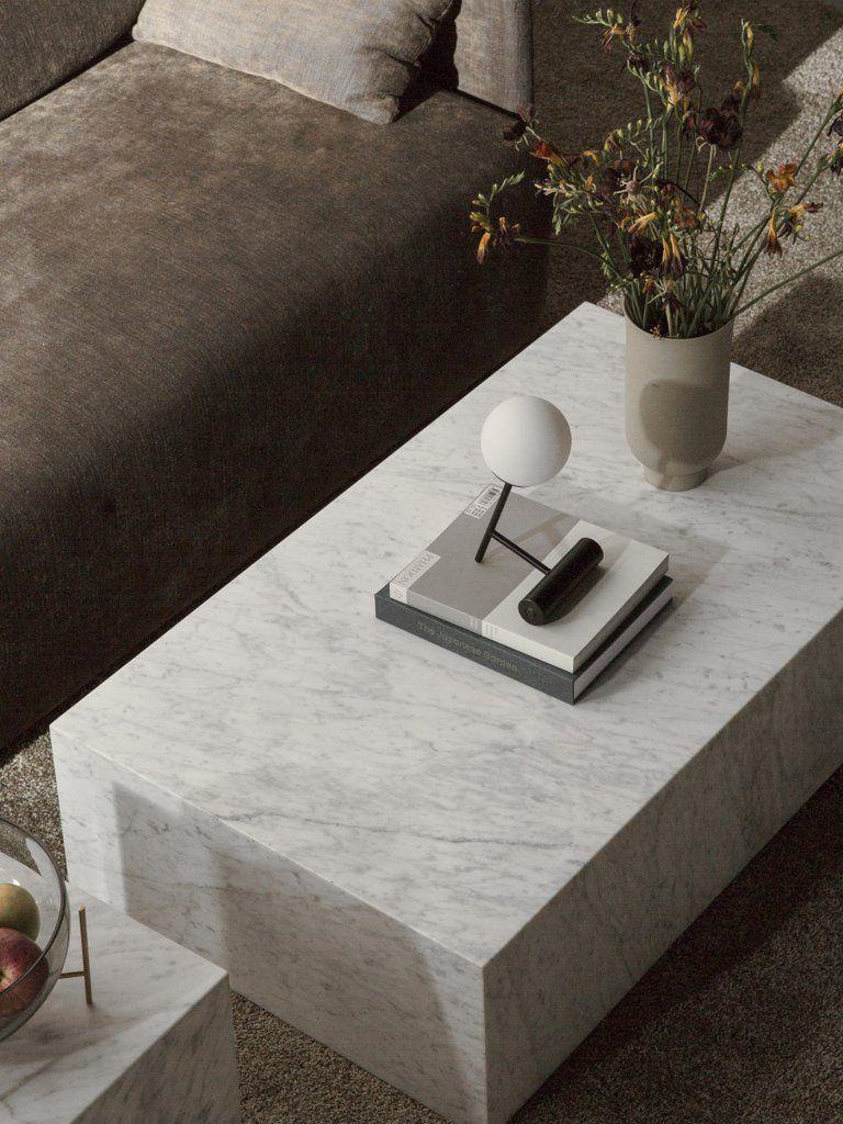 Marble Plinth Scandinavian Design Coffee Table Coffee Table Design Decorating Coffee Tables [ 1024 x 768 Pixel ]