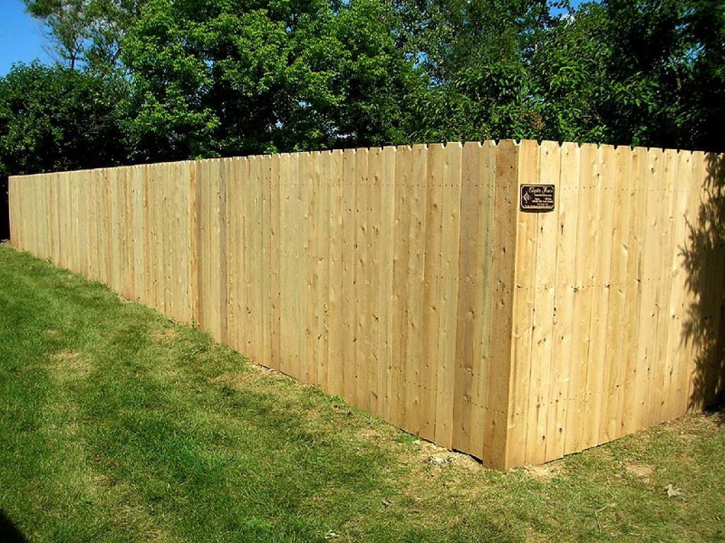 cheap fence panels light wooden materials outdoor pinterest